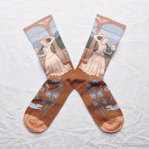 [Bonne Maison] Socks Sky Princess